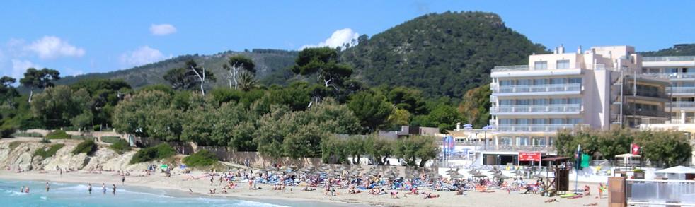 Hotel Na Forana 4 Sterne Hotel Am Strand Der Playa Son Moll In